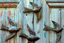 Doors / Different door styles and colors