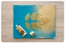Easy DIY Art Projects / by Today's Arts