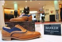 Shoes Speak Louder Than Words / A collection of our favorite shoes; from brogues to loafers, and everything in between.