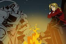 Fullmetal Alchemist / Feelmetal Alchemist.