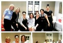 Events and seminars / Dermalogica, O cosmedics, Sothys, Jane Iredale events