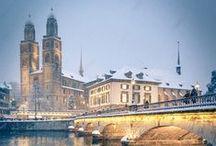 Zurich - Zürich / Zürich - eine einzigartige Stadt www.schoene-aussichten.travel/region/zuerich-region