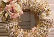 Lace ~ Trims ~ Flowers