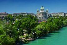 Bern - Berne Switzerland / Bern – die Bundesstadt der Schweiz.... ist immer eine Reise wert!  www.schoene-aussichten.travel/region/bern