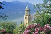 Tessin - Ticino / Traumreisen ins Tessin www.schoene-aussichten.travel