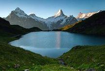 Wallis - Valais / Traumurlaub in der Schweiz  www.schoene-aussichten.travel/region/wallis