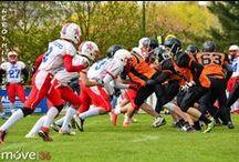 Football / Football Fulda Saints und Jugend Fulda Colts