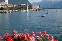 Genfersee / Lake Geneva / Lac Leman