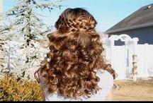Hair / by CraftyTami 1