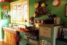 Kitchens I Like / by Janet Launarey