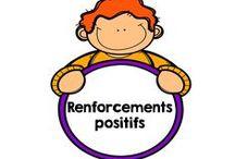 Renforcements positifs