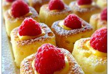 Voglia di dolce e salato / I dolci e i cibi che mi piacciono, responsabili -ahimè- del mio sovrappeso....