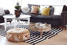 Ethnic modern decor