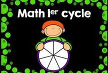 Math 1er cycle