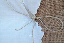 de mes mains: coussins et déco textile