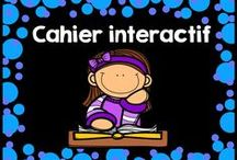 Cahier interactif