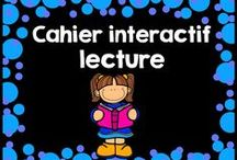 Cahier interactif lecture