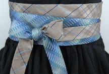 Necktie Upcycle