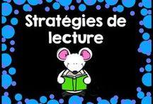 Stratégies lecture