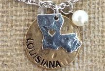 Cajun Finds & Louisiana Gifts / Products that make perfect gifts and celebrate the culture of Louisiana and the Cajun people! Everything from art, home décor, jewelry, clothing, t-shirts, signs, baby clothes, food, recipes, books, holiday decorations, and much more!