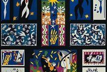 Henri Matisse (1869-1954) / La luce, la forza del colore nei dipinti di Matisse danno risalto ai fiori, vitalità agli animali, poesia ai paesaggi, sensualità ai ritratti di donne...