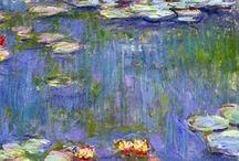 Claude Monet (1840-1926) / Fiori, campagne, città, porti prendono vita nelle pennellate piene di luce e colore di Claude Monet