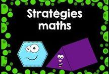 Stratégies maths