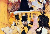 Henri de Toulouse-Lautrec (1864-1901) / Un artista tormentato ed anticonformista, un aristocratico bohémien, grande ideatore di manifesti e stampe, Henri de Toulouse-Lautrec si distingue per la sua poetica innovativa, provocatoria ed eccentrica.