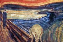 Edvard Munch (1863-1944) / Non solo urlo.   «Dal mio corpo in putrefazione cresceranno dei fiori e io sarò dentro di loro: questa è l'eternità» — Edvard Munch