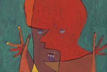 Paul Klee (1879-1940) / Nelle sue opere la realtà è rarefatta, resa essenziale, talvolta ridotta a semplici linee o campiture colorate.