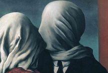 René Magritte (1898-1967) / René Magritte, le saboteur tranquille che ha la capacità di insinuare dubbi sul reale attraverso la rappresentazione del reale stesso, non avvicina il reale per interpretarlo, né per ritrarlo, ma per mostrarne il mistero indefinibile. Intenzione del suo lavoro è alludere al tutto come mistero e non definirlo.