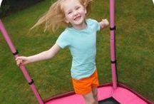 Wyjątkowe trampoliny Plum / Trampoliny angielskiej firmy Plum Products. Produkty tej firmy wyróżniają się dobrą jakością, gwarancją bezpieczeństwa oraz zadowoleniem dzieci i ich rodziców.