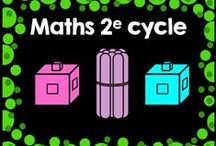 Math 2e cycle