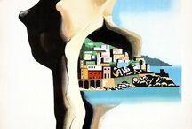 L'Italia nei poster / L'Italia, le sue bellezze, i suoi prodotti raccontati nei poster d'epoca