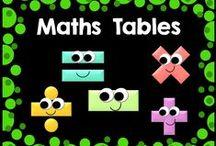 Maths - Tables