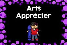 Arts - apprécier