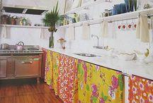 Martine décore sa cuisine