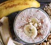 Smoothies / Smoothies, Drinks, Getränke, Ernährung, Gesundheit, Gemüse, Obst