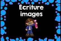 Écriture images