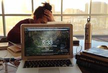 STUDY / ясный ум, четкая планировка, эстетическое наслаждение, посыл к учебе.