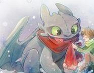 COMICS / Comics, Cartoons, Kinder, Drachen, Elfen, Einhörner, Ninjago