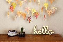 Seasonal - Fall/Halloween / by Melissa Crummer