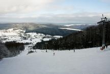 Winter in Ustrzyki
