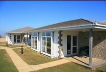 Our Accommodation / At Beachside Holiday Park we offer a range of accommodation for all tastes and budgets. From our economical holiday chalets to our luxury seafront lodges, all our accommodation is set among wonderful sand dunes beside one of the best beaches in the country.