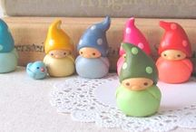 Polymer clay - Fimo