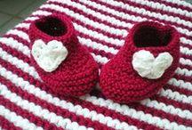 Inspirations ~ Crochet & tricot / Pour m'inspirer pour mes futurs projets en crochet et tricot, images trouvées sur internet.