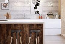 House Ideas - Kitchens