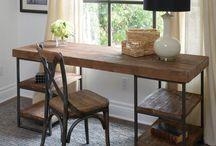 Desks / beautiful desks and tables
