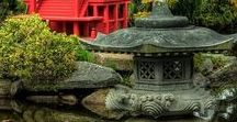 Japanese ParkS / GardenS /TempleS