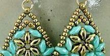 Beading / biżuteria z koralików,, koralikowe naszyjniki, bransolerki, kolczyki,  beading jewelry